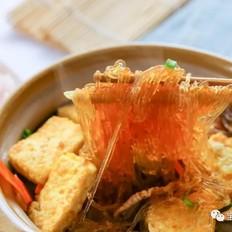 白菜豆腐煲  宝宝辅食食谱