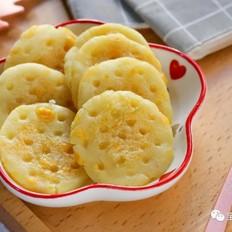 土豆玉米饼  宝宝辅食食谱