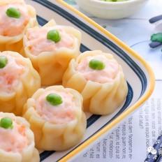 鲜虾小烧麦  宝宝辅食食谱
