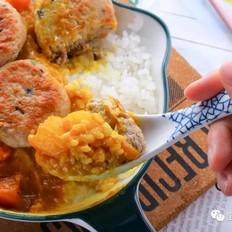 猪排咖喱饭  宝宝辅食食谱