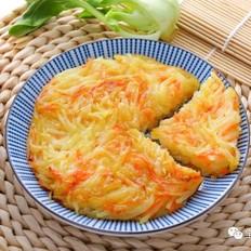 土豆奶酪煎【宝宝辅食】