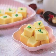 玉米布丁【宝宝辅食】
