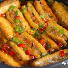 蔬菜焖豆腐夹【宝宝辅食 】
