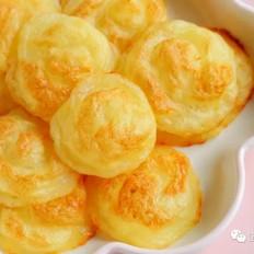奶酪土豆塔【寶寶輔食】的做法