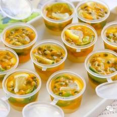 百香果檸檬蜂蜜【寶寶輔食】的做法