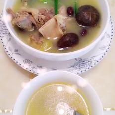 红枣柴鸡汤