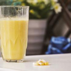 奶味香浓的玉米汁