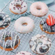 迷你甜甜圈【初味日记】