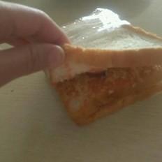 桃酥三明治