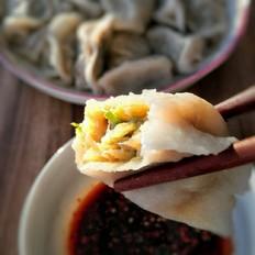 猪肉白菜水饺(详细版含饺子捏法)