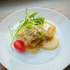 法式香煎龙利鱼