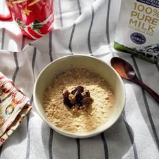营养早餐咖啡牛奶麦片