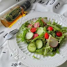 清新蔬菜沙拉