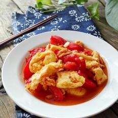 西红柿炒鸡蛋-不出汤的秘诀