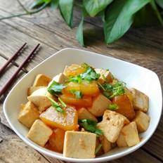 减肥瘦身冬瓜烧豆腐