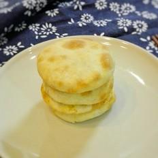 南瓜虾皮馅饼