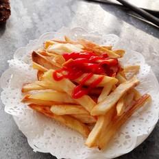 薯条这样炸更健康