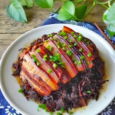 梅菜扣肉-春节家宴必备硬菜
