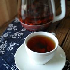 红枣桂圆养生茶