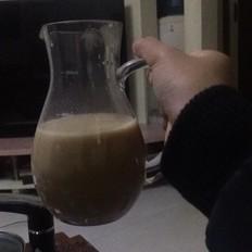 手工煮奶茶