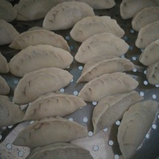 豆腐香菇手工饺