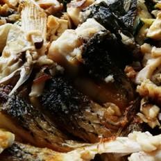 香菇豆腐闷草鱼