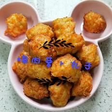 鸡肉萝卜丸子