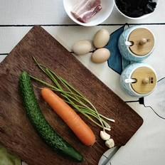 万能土鸡蛋(2)木须肉