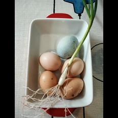 万能土鸡蛋(3)三色蛋(上篇)