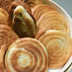 奶香螺丝煎饼
