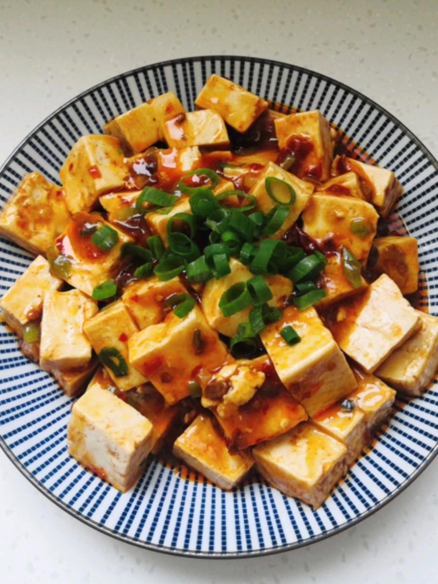 麻辣豆腐的做法【步骤图】