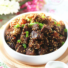 【藤椒牛肉粒】麻香可口吃不停的做法