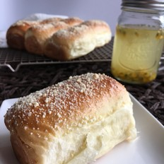 香酥肉松面包