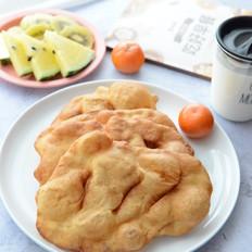 简单早餐—油饼(酵母版)