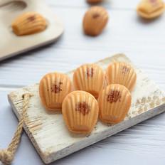 草莓夹心玛德琳蛋糕(玉米油版)