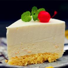 酸奶芝士慕斯蛋糕