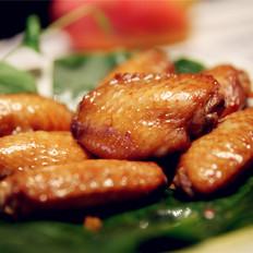 自制蒜香鸡翅