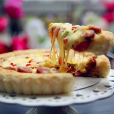培根田园披萨