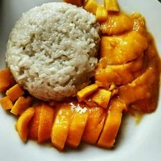 芒果椰浆糯米饭