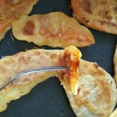 香煎红薯,芋头片