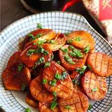 黑椒烧汁杏鲍菇