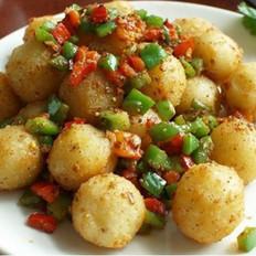 椒盐土豆-土豆传奇