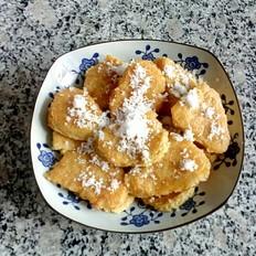香煎大黄米粽子