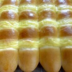 椰蓉牛奶排包