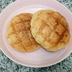 椰蓉菠萝面包