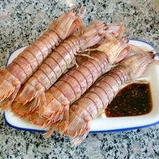 皮皮虾两吃