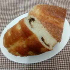 红糖椰蓉面包