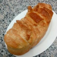 手撕黄油炼乳面包