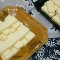 自制鸡蛋豆腐