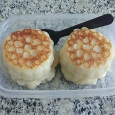 煎冰皮月饼